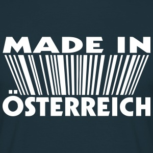 Made in osterreich 3D code Tee shirts - T-shirt Homme