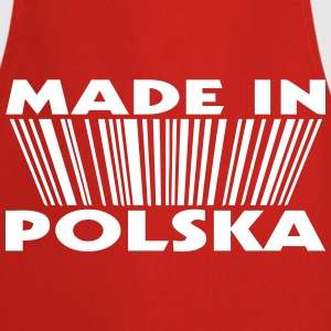 Made in polska 3D code  Aprons - Cooking Apron