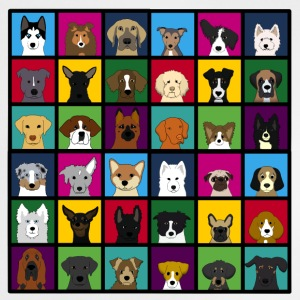 36 dogheads E Shirts - Baby T-Shirt