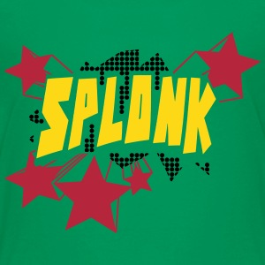 splonk - comic sound Shirts - Teenage Premium T-Shirt