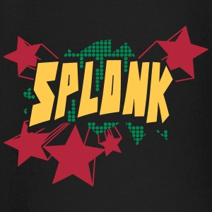 splonk - comic sound Long Sleeve Shirts - Baby Long Sleeve T-Shirt