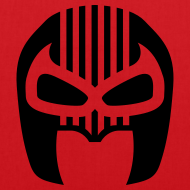 Design ~ Snuff Crew Mask Bag red