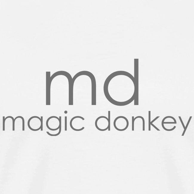MD Crew Neck - White