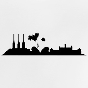 Hannover // Skyline // Silhouette // Skylineshirt T-Shirts - Baby T-Shirt