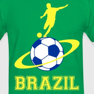 brazil sport 04 T-Shirts - Men's Ringer Shirt