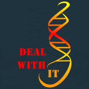 Deal with it T-Shirts - Männer T-Shirt