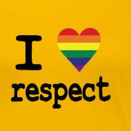 Ontwerp ~ I LOVE Respect