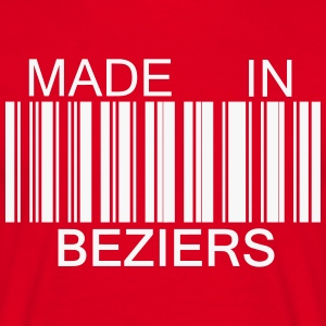 Made in Beziers 34 Tee shirts - T-shirt Homme