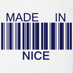 Made in Nice 06 Tee shirts - Body bébé bio manches courtes