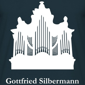Gottfried Silberman Organ - T-shirt Homme