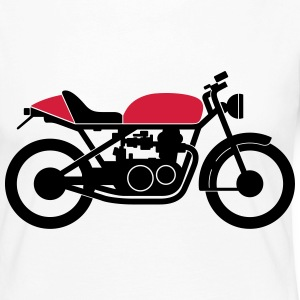 Motorcycle (2c)++2014 Long Sleeve Shirts - Women's Premium Longsleeve Shirt