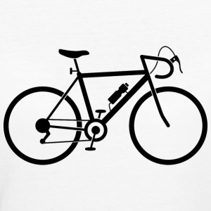 Bicycle (dd)++2014 T-shirts - Organic damer