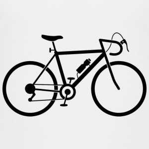 Bicycle (dd)++2014 T-shirts - Premium-T-shirt tonåring