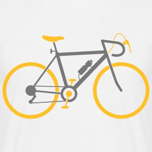 Bicycle (2c)++2014 T-shirts - Herre-T-shirt