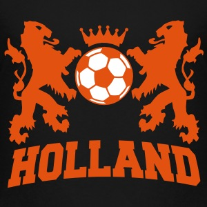holland / nederlands elftal / the netherlands T-shirts - Premium-T-shirt barn