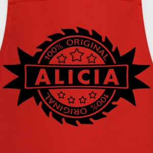 ALICIA star original 1c  Aprons - Cooking Apron