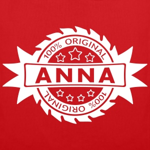 ANNA star original 1c Bags & backpacks - Tote Bag