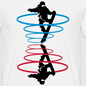 slopestyle T-shirts - Herre-T-shirt