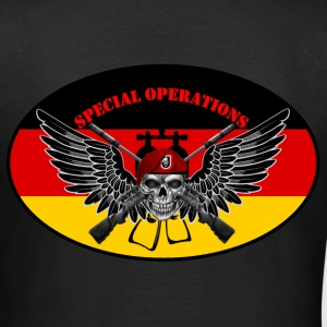 germany_spops T-Shirts - Frauen T-Shirt