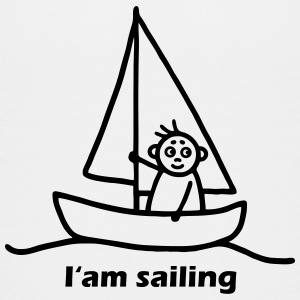 I'am sailing - sailing boat Shirts - Teenage Premium T-Shirt