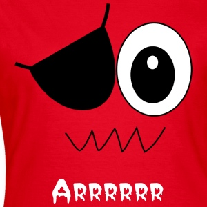 arrr T-Shirts - Frauen T-Shirt