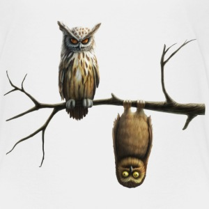 Owls Shirts - Teenage Premium T-Shirt