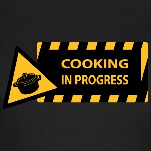 Cooking in progress - T-shirt Femme