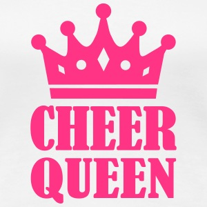 Cheer Queen T-Shirts - Frauen Premium T-Shirt