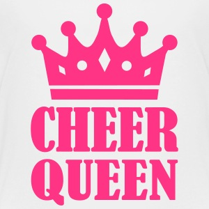 Cheer Queen T-Shirts - Kinder Premium T-Shirt
