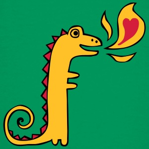 LOVEshirt Sweet dragon - Teenager Premium T-Shirt