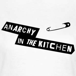 Anarchy In The Kitchen T-shirts - Vrouwen T-shirt