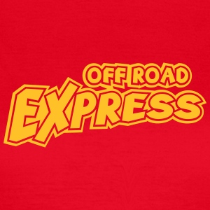 Off Road Express 4x4 Offroad T-Shirt T-Shirts - Frauen T-Shirt