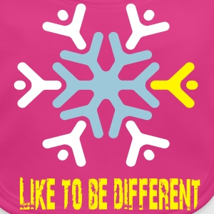 Like to be different Accessoires - Bavoir bio Bébé