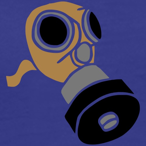 Gasmaske poison gas mask fallout giftgas BondageSM