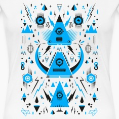Abstract Triangle Transformation Camisetas