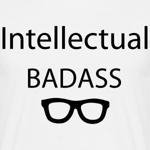 Intellectual T-shirts - Mannen T-shirt