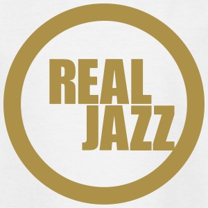 Real Jazz Tee shirts - T-shirt Ado