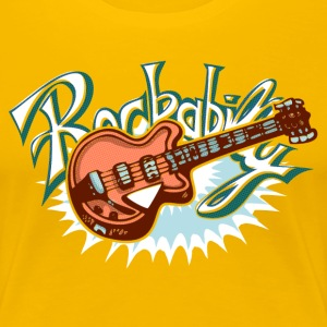 rockabilly - Frauen Premium T-Shirt