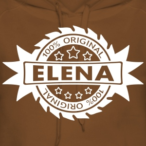 ELENA star original 1c Sweat-shirts - Sweat-shirt à capuche Premium pour femmes