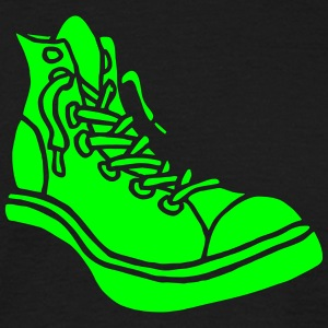 Street Sneaker Basketball Shoes Boots Alternative T-shirts - T-shirt herr