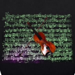 Violin Bags & Backpacks - EarthPositive Tote Bag
