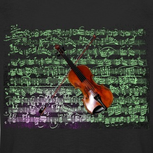 Violin Long Sleeve Shirts - Kids' Premium Longsleeve Shirt