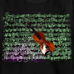 Violin Shirts - Teenage T-shirt