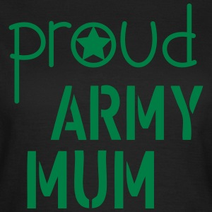 Army Mum T-Shirts - Women's T-Shirt