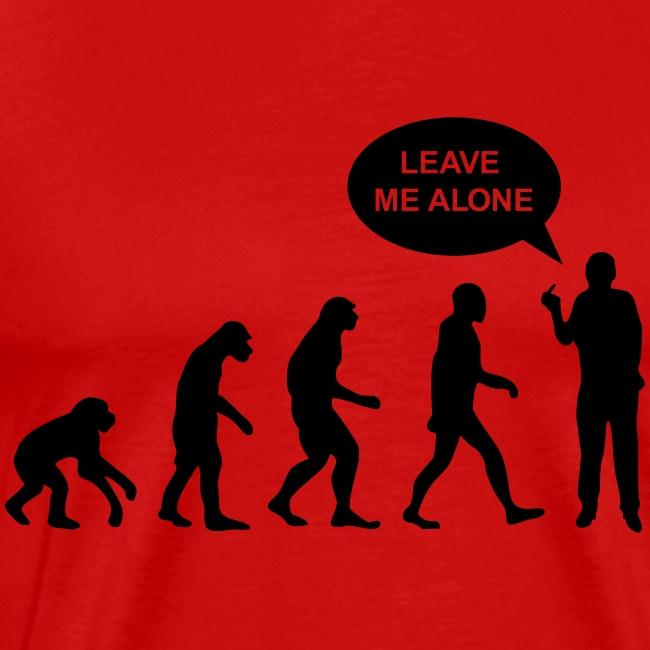 Evolutie tshirt
