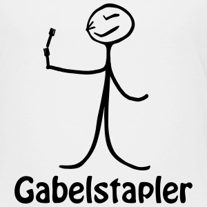 Gabelstapler T-Shirts - Teenager Premium T-Shirt