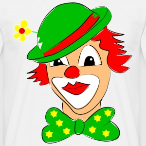 clown T-Shirts - Männer T-Shirt