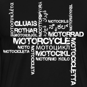 Motorcycles XXXXXL - Men's Premium T-Shirt