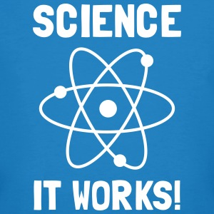 SCIENCE. IT WORKS! Tee shirts - T-shirt bio Homme