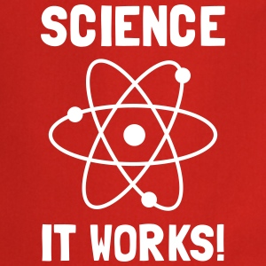 SCIENCE. IT WORKS!  Aprons - Cooking Apron